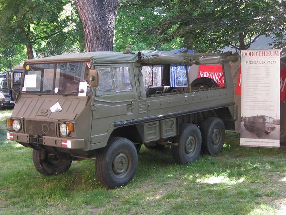 """""""Puch Pinzgauer""""; Pinzgauer; Pinz; """"Steyr Daimler Puch""""; """"Prof. Dr. Erich Ledwinka""""; Ledwinka; Tatra; """"Pinzgauer 710"""";  """"Pinzgauer 712"""";  """"Pinzgauer 716"""";  """"Pinzgauer 718"""";  """"Austrian Armed Forces""""; """""""