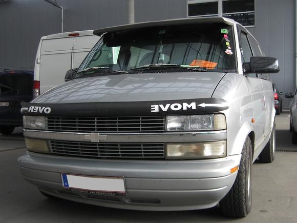 "Chevrolet Chevy  ""Chevrolet Astro Van"", ""Chevrolet Astro"""