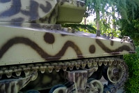 """90 mm Gun Motor Carriage M36B1"", M36B1, M4A3, Sherman, Shiraz, ""Historical and military museum of Afif-Abad Garden"", ""Afif-Abad Garden"""