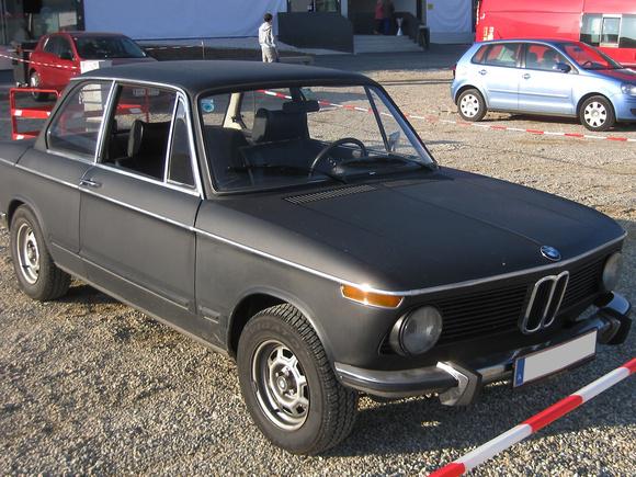 """""""BMW 2002"""" BMW """"Bayrische Motorenwerker"""" """"BMW classic"""""""