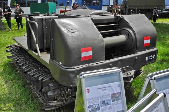 """Hacker Motormuli M60"", Motormuli, ""Austrian Armed Forces"", ""Austrian Army"", ""österreichisches Bundesheer"", Bundesheer, ""Traditionsverband Heereskraftfahrwesen"", HKFW, BH"