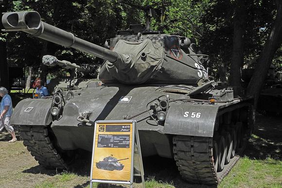 """""""Austrian Armed Forces"""", """"Austrian Army"""", Bundesheer, HGM, M47, """"M47 Diesel"""", """"M47 Patton"""", M47D, Patton, Tank, """"österreichisches Bundesheer"""""""