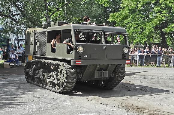 """""""Austrian Armed Forces"""", """"Austrian Army"""", """"österreichisches Bundesheer"""", Bundesheer, BH, """"Traditionsverband für Heereskraftfahrwesen"""", HKFW, """"M4 HST"""", """"M4 High Speed Tractor"""", """"Waukesha 145GZ"""", """"High"""