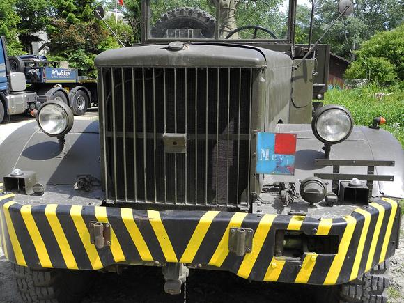 """""""Austrian Armed Forces"""", """"Austrian Army"""", """"österreichisches Bundesheer"""", Bundesheer, BH, """"Traditionsverband für Heereskraftfahrwesen"""", """"Diamond M20 Mod. 981"""", """"Zugkraftwagen, D, 12t, Typ 981 (M20), Zu"""