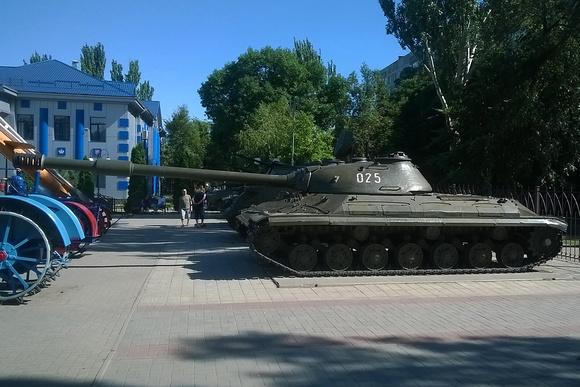 """Zaporozhia; Saporoschje; Saporischja; Saporishshja; """"OJSC Motor Sich""""; OJSC;""""Motor Sich""""; BM-13NMM; Zil-131; """"76mm divisional gun 1942""""; """"2S1 Gvozdika""""; 2S1; Gvosdika, Gvozdika; """"2S3 Akazija""""; 2S3; Ak"""
