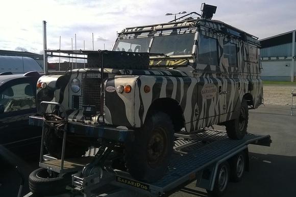 """Landrover Defender TD5"", ""Land Rover"", ""Land Rover Defender 110"", ""Land Rover Defender TD5"", ""Land Rover IIa, LWB, 109"""", ""Land Rover IIa"""