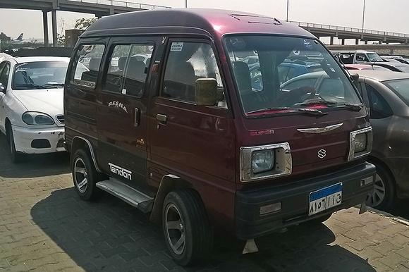 """Trabant 601"", ""Trabant 601X Kombi"", Trabant, Rennpappe, ""Suzuki LJ70"", Suzuki, LJ70, SJ413, ""Suzuki SJ413"", ""Mitsubishi Pajero"", Mitsubishi, ""Suzuki Every Minivan"", ""Suzuki Minivan"", ""tuna box"", ""FIA"