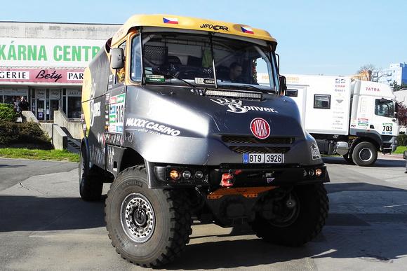 """Koprivnice, Nesselsdorf,CZ, """"Czech Republic"""", Tatra, """"Tatra Jamal Paris-Dakar"""", Tatra Jamal"""", """"Bonver Dakar Project"""", Bonver, """"TATRAKTOR 8P6T33.341"""", """"Tatra Phoenix 6x6"""", """"Tatra Phoenix"""""""