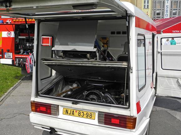 "Rettungswagen"", ""Tatra 613"", Tatra 613 Rettungswagen"", Tatra 613 Ambulance"", Tatra 613 sanitka"", sanitka, ambulance, Rettung, Rettungswagen, Koprivnice, Nesselsdorf,CZ, ""Czech Republic"", Tatra"