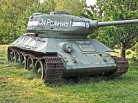 T34/85 for Motherland