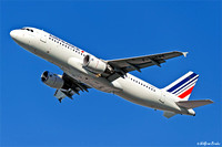 Air France Airbus A320-214 F-HEPE