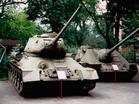 T34/85 No. I01 HGM