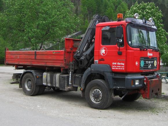 """LKW, Lastkraftwagen, Nutzfahrzeug, Nutzfahrzeuge, Truck, ÖAF, """"ÖAF FE 19.360"""", """"Österreichische Automobil Fabriks-AG"""", walkaround"""