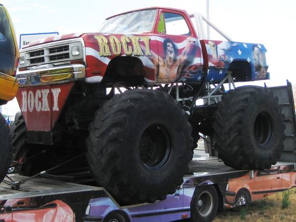 """Dodge Ram Monster Truck"", Dodge, ""Dodge RAM"""