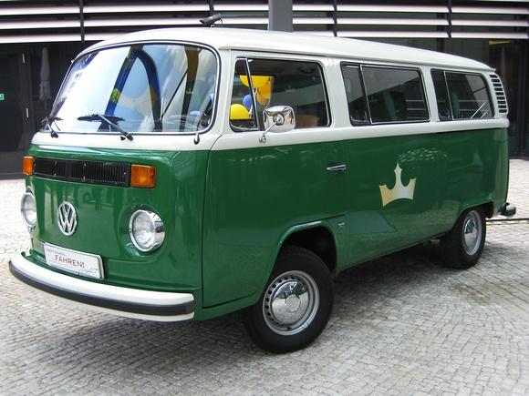 """""""Volkswagen T2 Bus"""", Volkswagen, VW """"Volkswagen Transporter T2"""", Eduscho, """"VW Bus"""""""