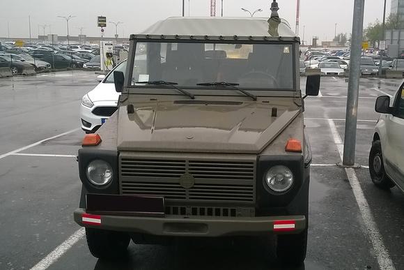 """""""Steyr-Daimler-Puch""""; """"Puch G""""; Puch-G; """"long wheelbase""""; """"österreichisches Bundesheer""""; """"Austrian Army""""; """"Austrian Armed Forces""""; """"Puch GD250"""", Puch GD280"""", """"Puch G langer Radstand"""", """"Puch G kurzer R"""