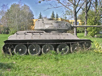 T34/85  No. 101 Zwölfaxing